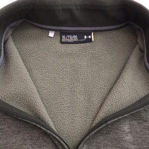 Under Armour Sweaters - Under Armour Pullover Sweater Olive Green Heather